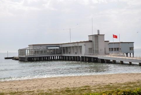 Florya Atatürk Deniz Köşkü in Florya, Istanbul, Turkey