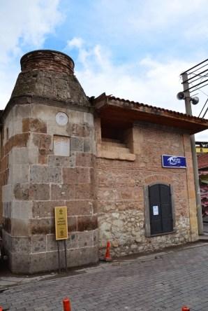 Kırık Minare Mescidi in Uşak, Turkey
