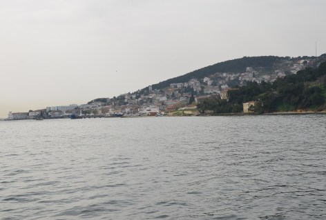 Heybeliada, Princes' Islands, Istanbul, Turkey