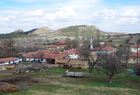 Yazılıkaya in the Phrygian Valley, Turkey