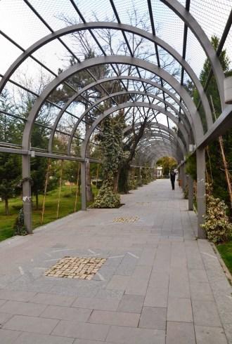 Alaaddin Parkı in Eskişehir, Turkey