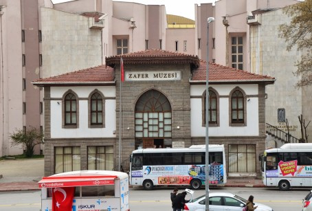 Zafer Müzesi in Afyon, Turkey