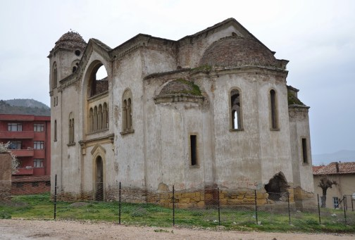 St. George Church in Osmaneli, Turkey