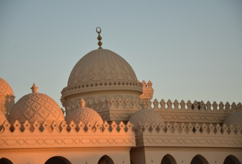Mosque in Hurghada, Egypt