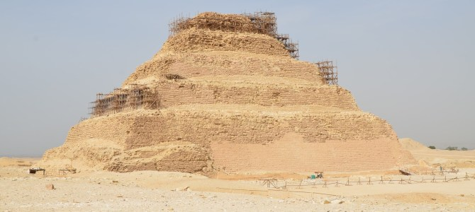 Saqqara: Birthplace of the Pyramid
