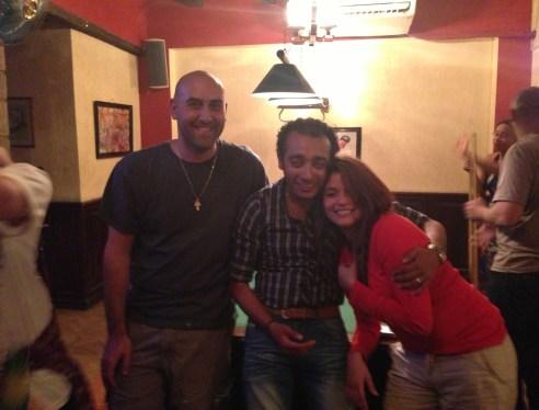 Sem Sem's birthday party in Luxor, Egypt