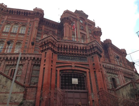 Great School of the Nation in Fener, Istanbul, Turkey