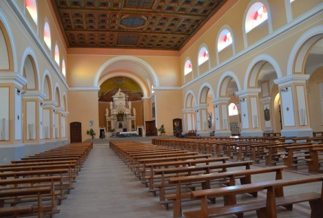 St. Stephen's Catholic Cathedral in Shkodër, Albania