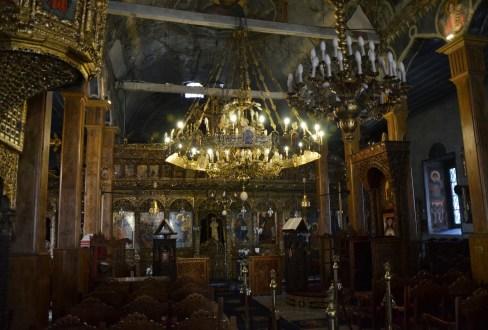 Church of Nea Panagia in Thessaloniki, Greece