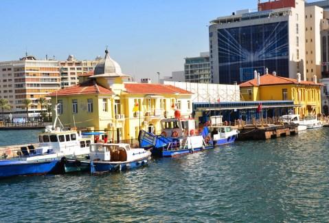 Pasaport İskelesi in Izmir, Turkey