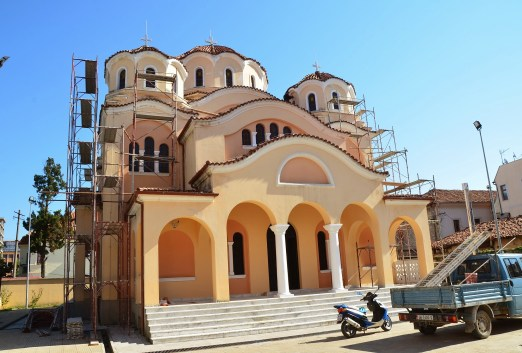 Orthodox Cathedral of the Nativity in Shkodër, Albania