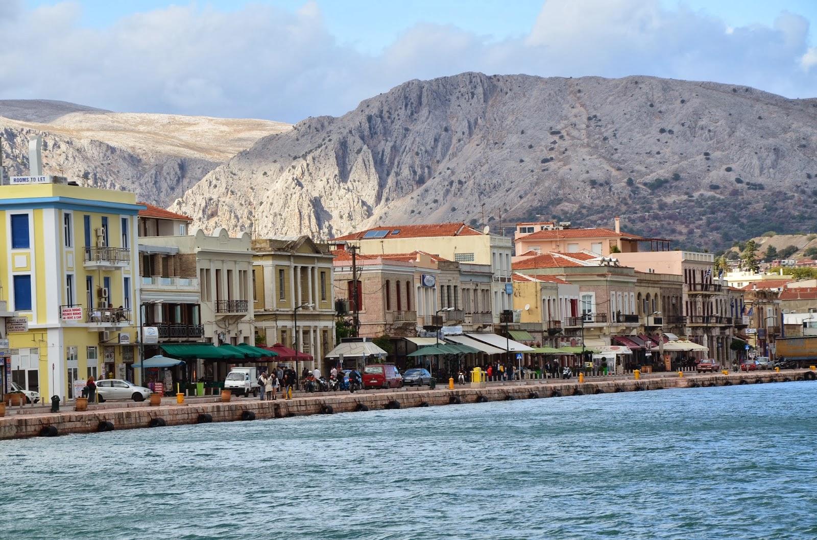 Chios Town Chora Chios Greece Nomadic Niko
