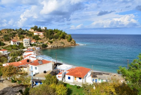 Nagos, Chios, Greece