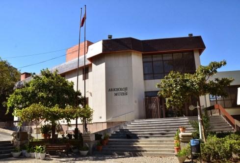 Izmir Archaeology Museum in Izmir, Turkey