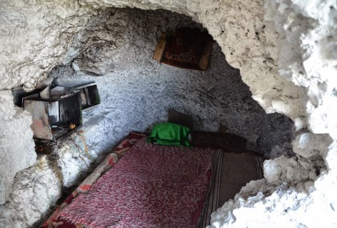 Teqja e Baba Maksurit in Krujë, Albania