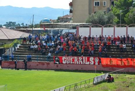 Stadiumi Kastrioti in Krujë, Albania