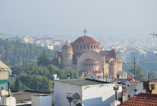 Church of St. Paul in Thessaloniki, Greece