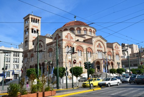 Agia Triada in Piraeus, Greece