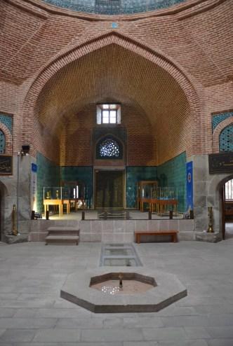 Sahib-i Ata Vakıf Müzesi in Konya, Turkey