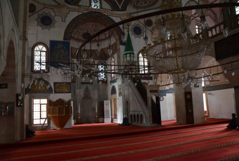 Şerafettin Camii in Konya, Turkey