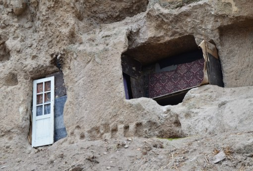 Cave home in Sille, Turkey
