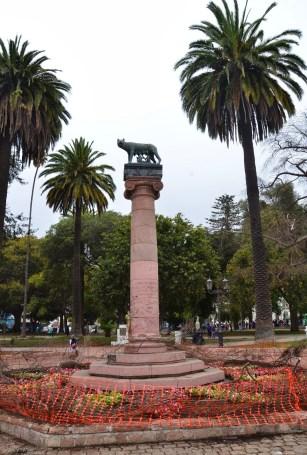 Parque Italia in Valparaíso, Chile