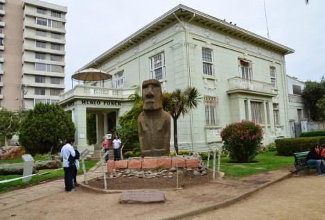 Museo Fonck in Viña del Mar, Chile