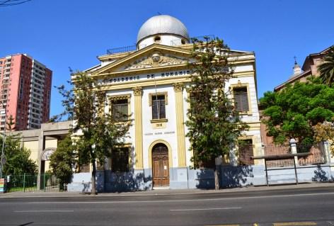 Colegio Padres Dominicos in Recoleta, Santiago de Chile