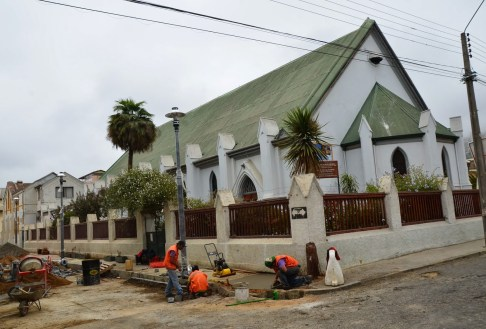 St. Paul's Anglican Church in Valparaíso, Chile