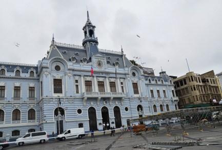 Comandencia Jefe de la Armada in Valparaíso, Chile