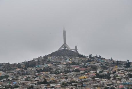 Cruz del Tercer Milenio in Coquimbo, Chile