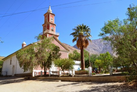 Montegrande in Valle del Elqui, Chile