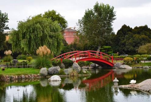 Jardín Japonés in La Serena, Chile