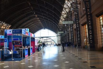 Estación Central in Santiago de Chile