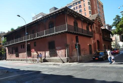 Casa de Velasco in Santiago de Chile