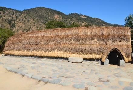 Viña Santa Cruz in Colchagua Valley, Chile