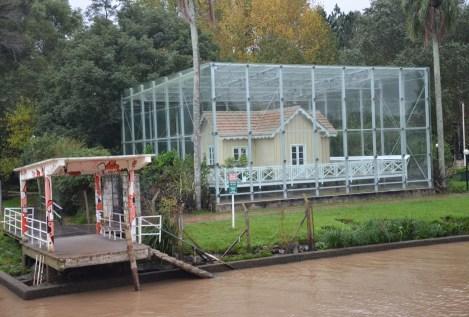 Casa Sarmiento in Tigre, Argentina