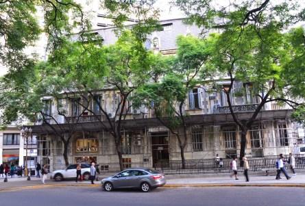 Palacio Haedo in Retiro, Buenos Aires, Argentina