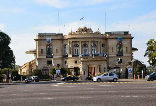 Hipódromo Argentino in Palermo, Buenos Aires, Argentina