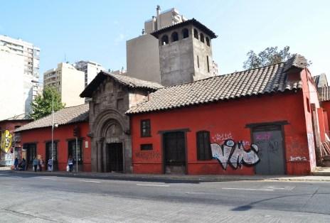 Casa de Los Diez in Santiago de Chile