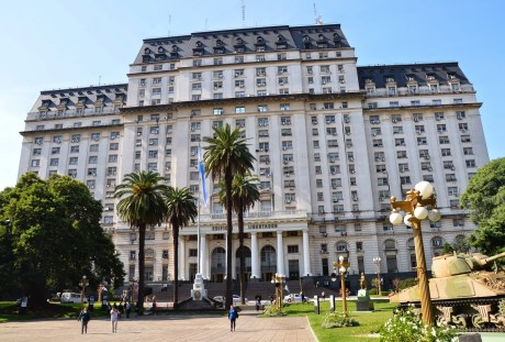 Edificio Libertador in Buenos Aires, Argentina
