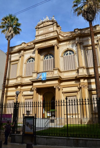 Museo Etnográfico Juan B. Ambrosetti in Buenos Aires, Argentina