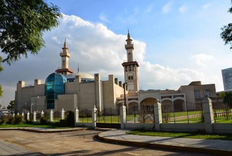 Centro Cultural Islámico Rey Fahd in Palermo, Buenos Aires, Argentina