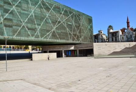 Museo de la Memoria in Santiago de Chile