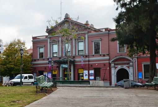Centro Cultural Recoleta in Buenos Aires, Argentina