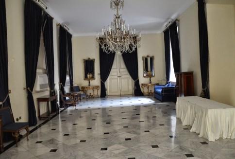 Salón O'Higgins at Palacio de La Moneda in Santiago de Chile