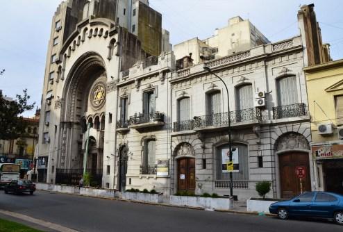 Templo de la Congregación Israelita in Buenos Aires, Argentina