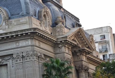 Palacio San Martín in Retiro, Buenos Aires, Argentina