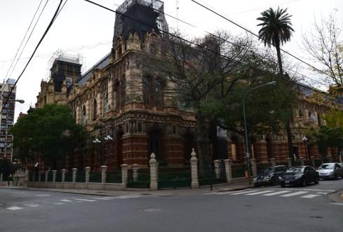 Palacio de las Aguas Corrientes in Buenos Aires, Argentina