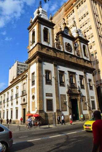 Igreja de São José in Rio de Janeiro, Brazil
